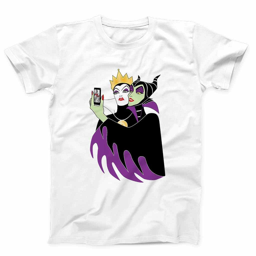 Selfie Queen Tee Princess Vacation Men's T-Shirt - Nuu Shirtz