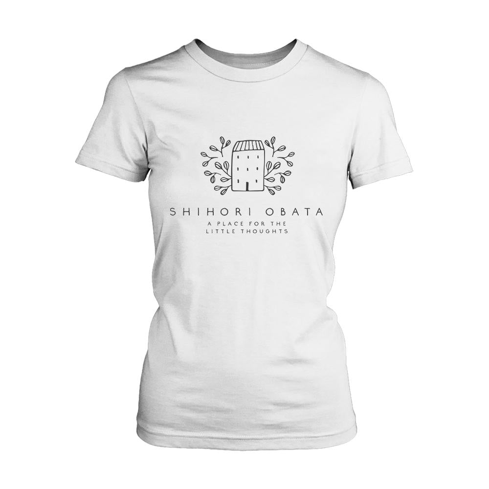 Shihori Obata A Place For The Little Thoughts Women's T-Shirt