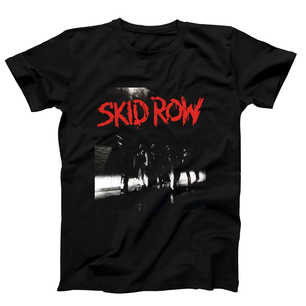 Skid Row Band Poster Men's T-Shirt - Nuu Shirtz