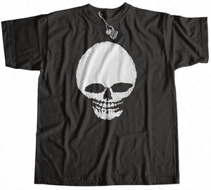 Skull As Worn By Debbie Harry Men's T-Shirt - Nuu Shirtz