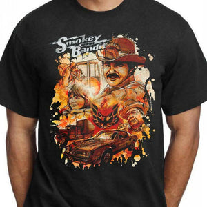 smokey and bandit Men's T-Shirt - Nuu Shirtz