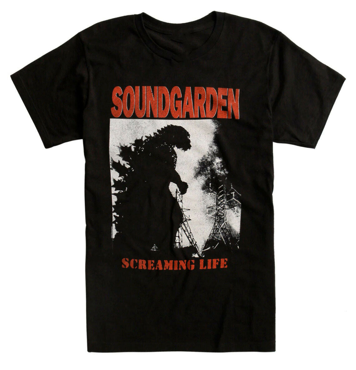 Soundgarden Screaming Life Men's T-Shirt - Nuu Shirtz