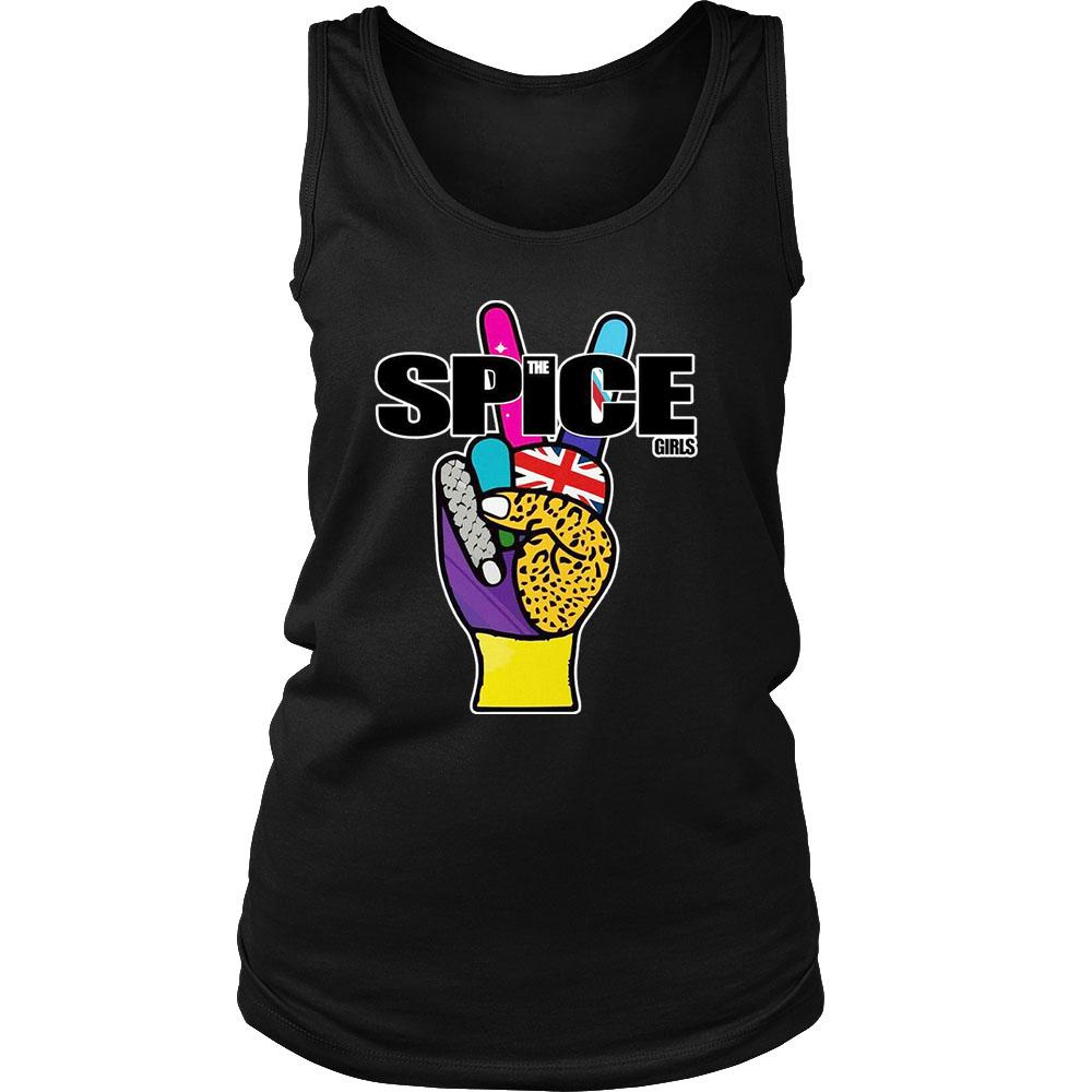 Spice Girls Tour Gig Concert Women's Tank Top - Nuu Shirtz