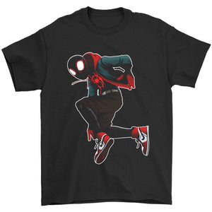 Spider Man Men's T-Shirt - Nuu Shirtz