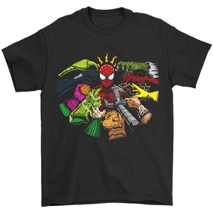 Spider Yaga Men's T-Shirt - Nuu Shirtz