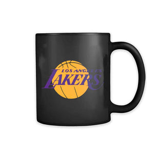 Sport Lakers Logo A Line Lakers 11oz Mug - Nuu Shirtz