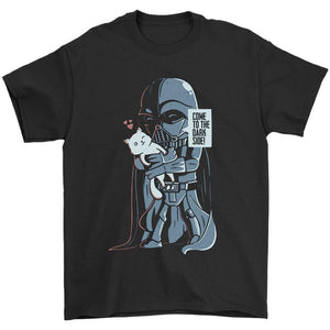 Star Wars Darth Vader Come To The Dark Side Men's T-Shirt - Nuu Shirtz