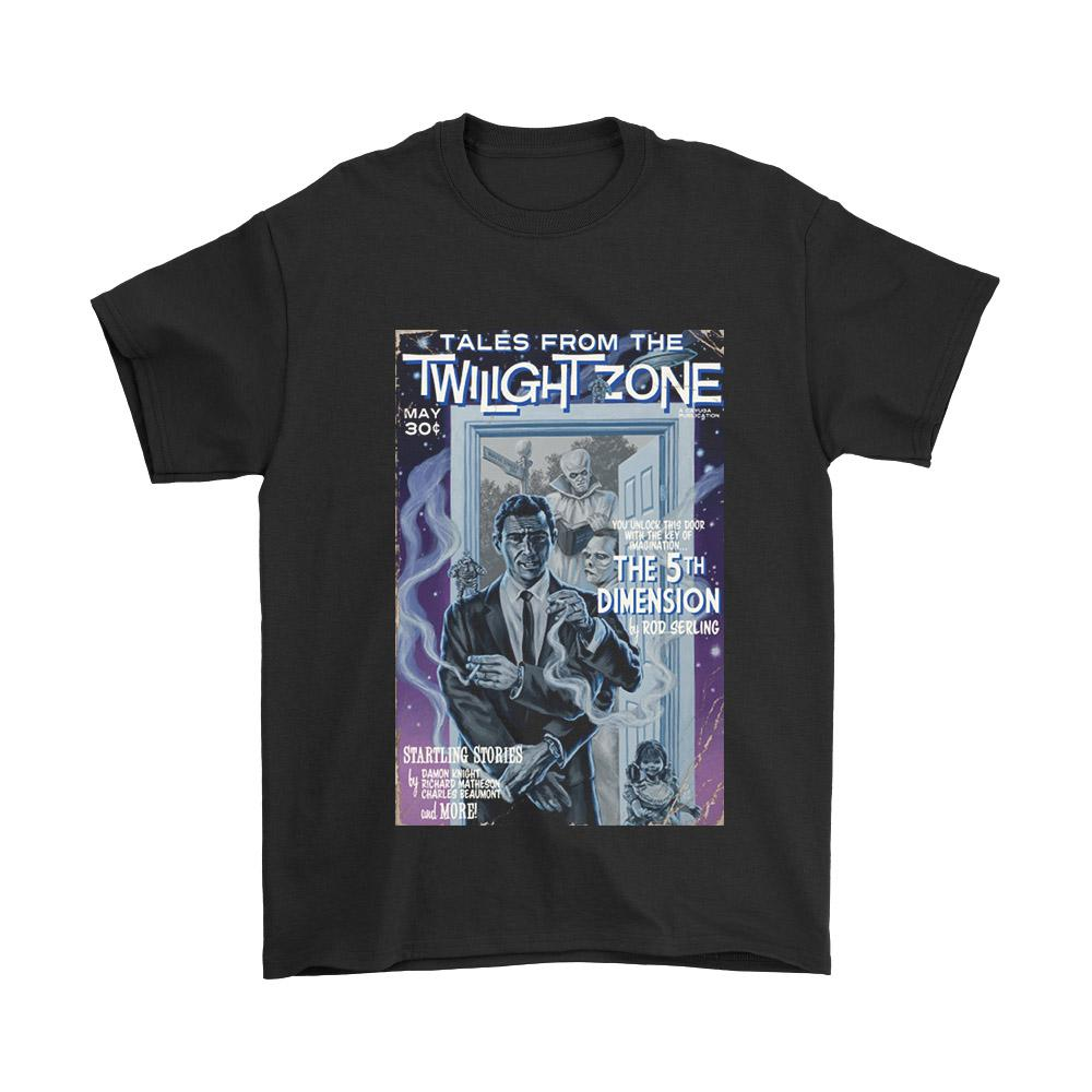 Tales From The Twilight Zone Men's T-Shirt - Nuu Shirtz