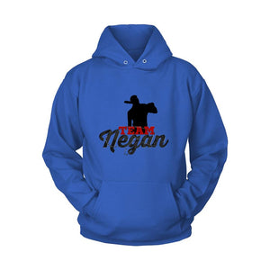 Team Negan The Walking Dead Unisex Hoodie - Nuu Shirtz