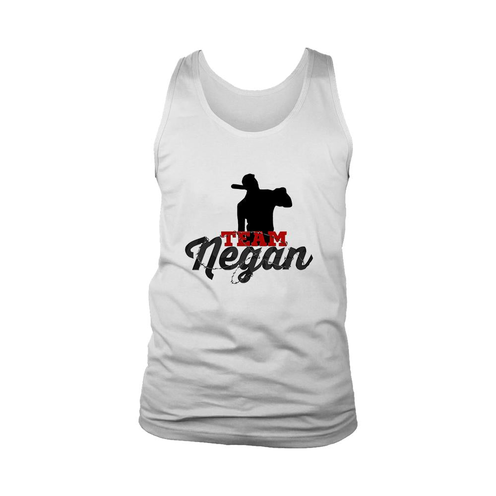 Team Negan The Walking Dead Men's Tank Top - Nuu Shirtz