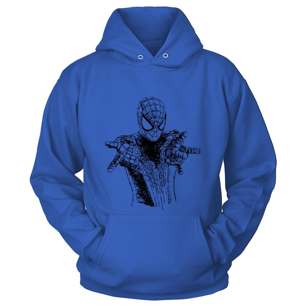The Amazing Spider Man Unisex Hoodie - Nuu Shirtz
