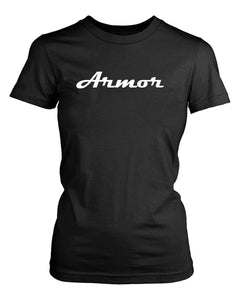 The Armor Women's T-Shirt - Nuu Shirtz
