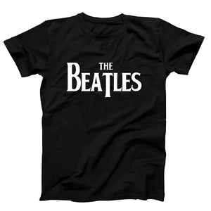 The Beatles Logo Men's T-Shirt - Nuu Shirtz