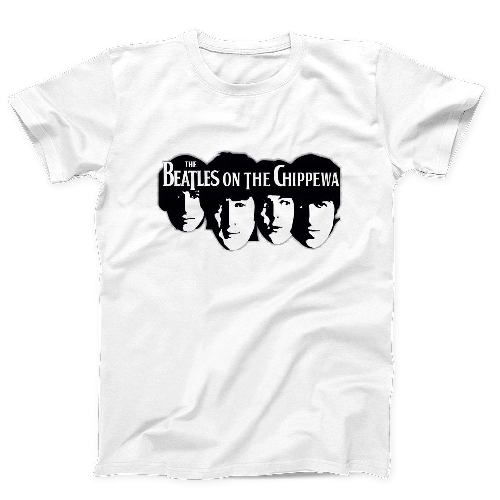 The Beatles On The Chippewa Men's T-Shirt - Nuu Shirtz