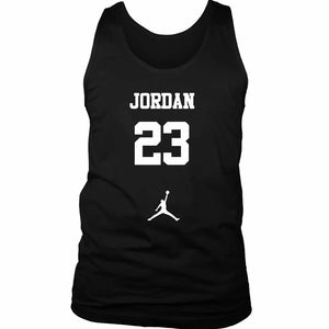 The Best Jordan Graphic Lakers Men's Tank Top - Nuu Shirtz