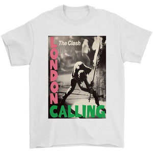 The Clash London Calling Men's T-Shirt - Nuu Shirtz