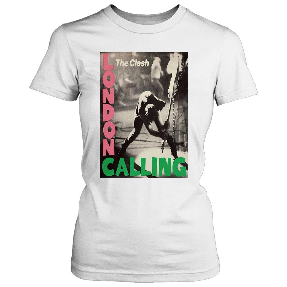 The Clash London Calling Women's T-Shirt - Nuu Shirtz