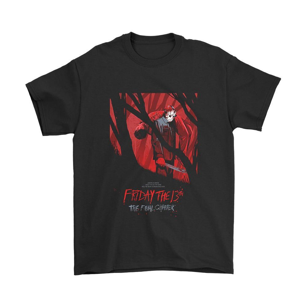 The Final Chapter Friday The 13th Poster Men's T-Shirt - Nuu Shirtz