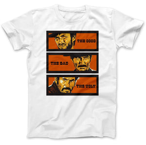 the good the bad and the ugly Men's T-Shirt - Nuu Shirtz