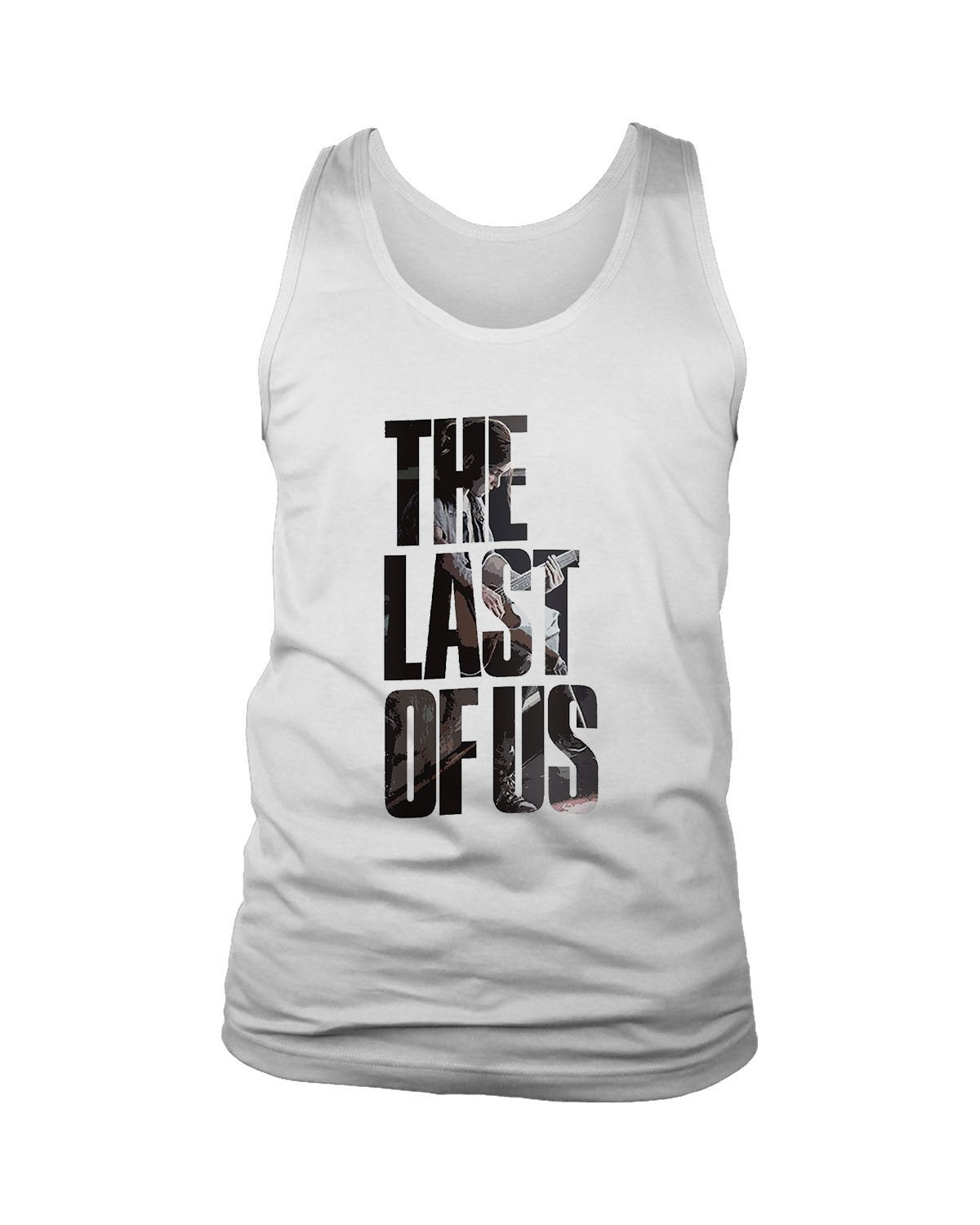 The Last Of Us Men's Tank Top