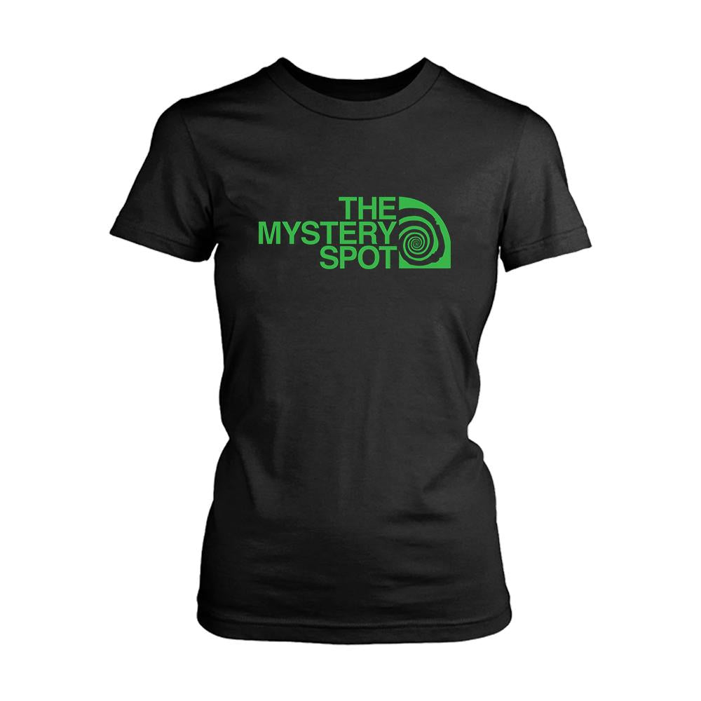 The Mystery Spot Women's T-Shirt - Nuu Shirtz