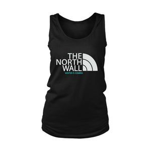 The North Wall Winter Is Coming Women's Tank Top