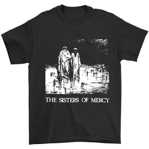 The Sisters Of Mercy Body And Soul Darkwave Gothic Rock Men's T-Shirt