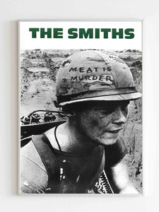 The Smiths Meat Is Murder Poster
