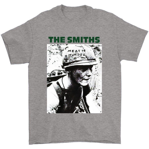 The Smiths Meat Murder Alternative Rock Morrissey Men's T-Shirt