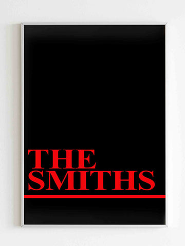 The Smiths Poster Poster