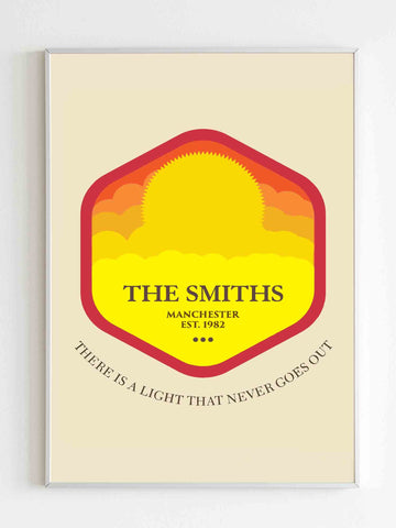 The Smiths Quotes Poster