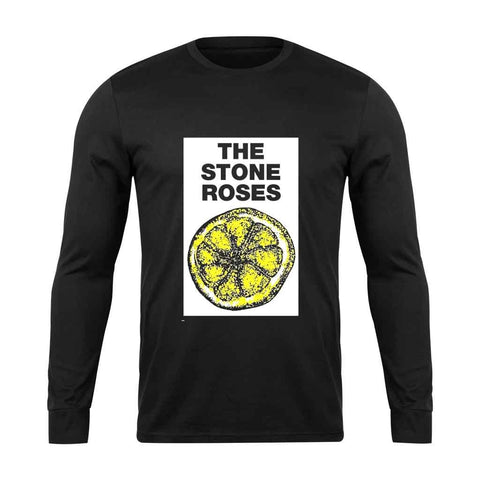 The Stone Roses Lemon 1989 Tour Long Sleeve T-Shirt