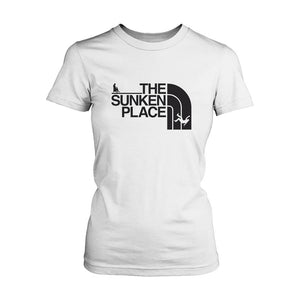 The Sunken Place Women's T-Shirt - Nuu Shirtz