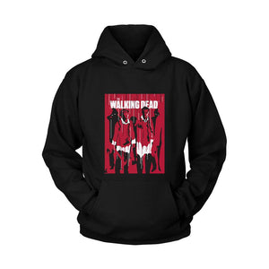 The Walking Daed Poster Unisex Hoodie
