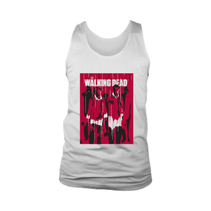 The Walking Daed Poster Men's Tank Top - Nuu Shirtz