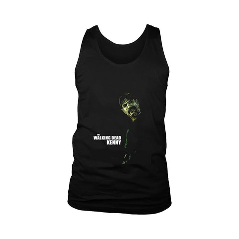 The Walking Dead Kenny Poster Men's Tank Top - Nuu Shirtz