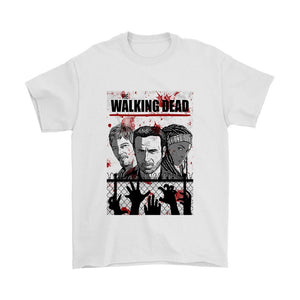 The Walking Dead Twd Poster Men's T-Shirt - Nuu Shirtz