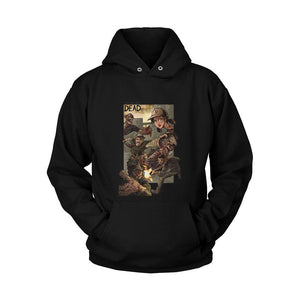 The Walking Dead War Unisex Hoodie
