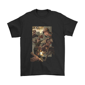The Walking Dead War Men's T-Shirt