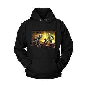 The Walking Dead Zombies Poster Unisex Hoodie - Nuu Shirtz