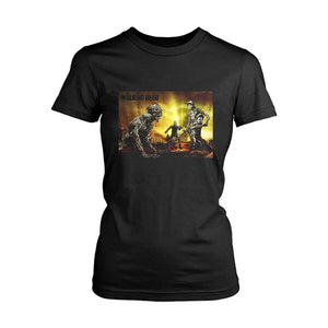 The Walking Dead Zombies Poster Women's T-Shirt - Nuu Shirtz