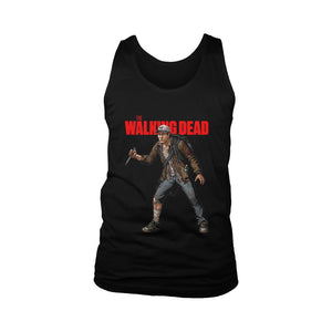 The Walkingdead Road To Survival Glenn Rhee Men's Tank Top - Nuu Shirtz