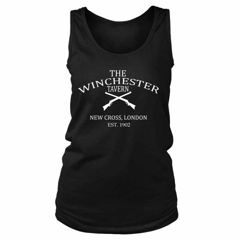 The Winchester Tavern Shaun Of The Dead Women's Tank Top