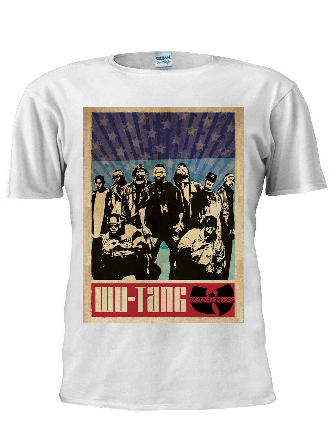 The Wu Tang Wu Tang Clan Men's T-Shirt - Nuu Shirtz