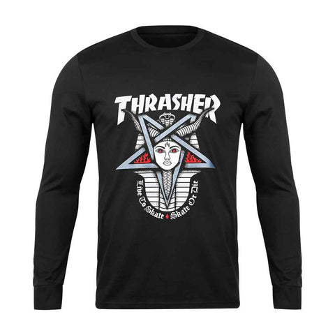 Thrasher Goddess Long Sleeve T-Shirt