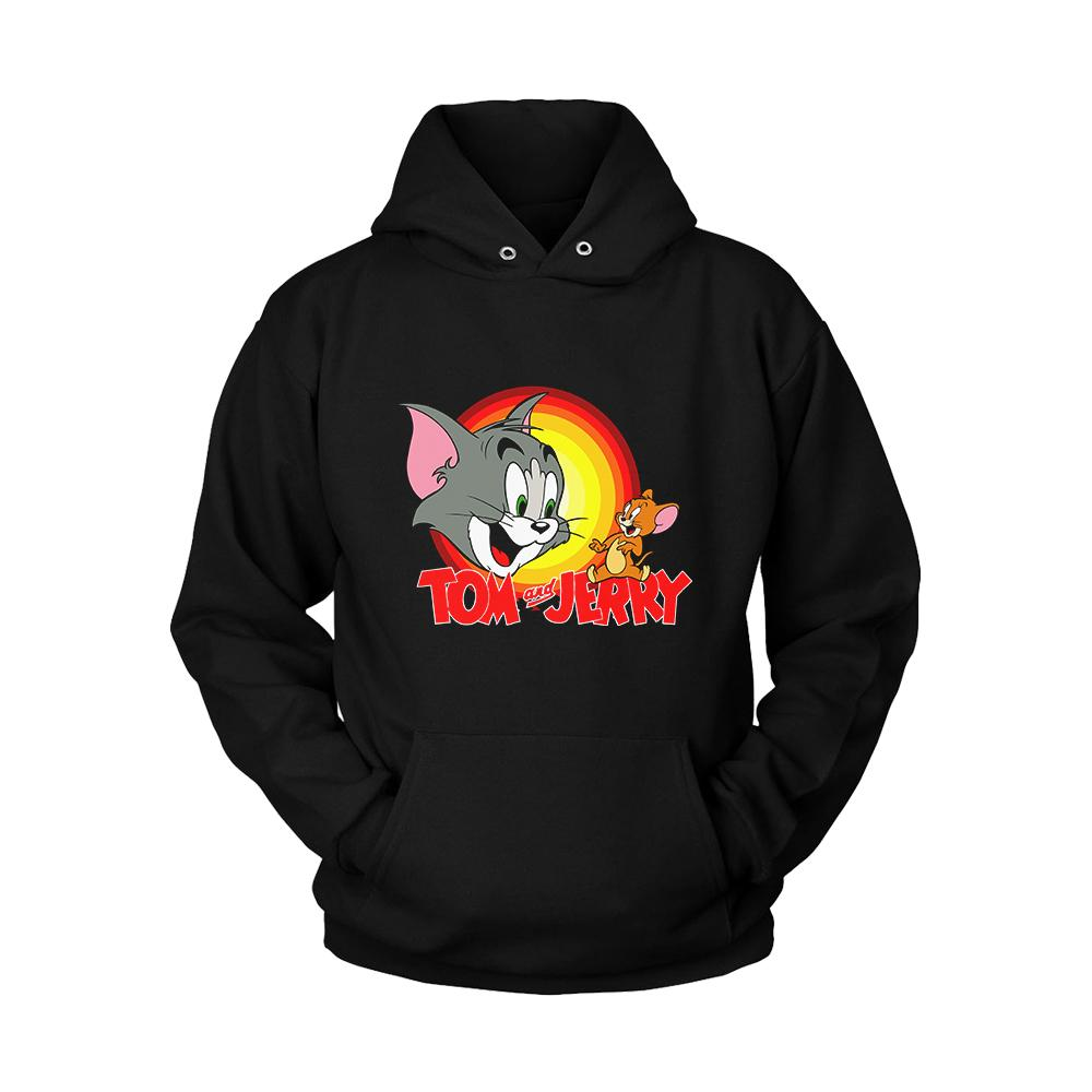 Tom And Jerry Hoodie