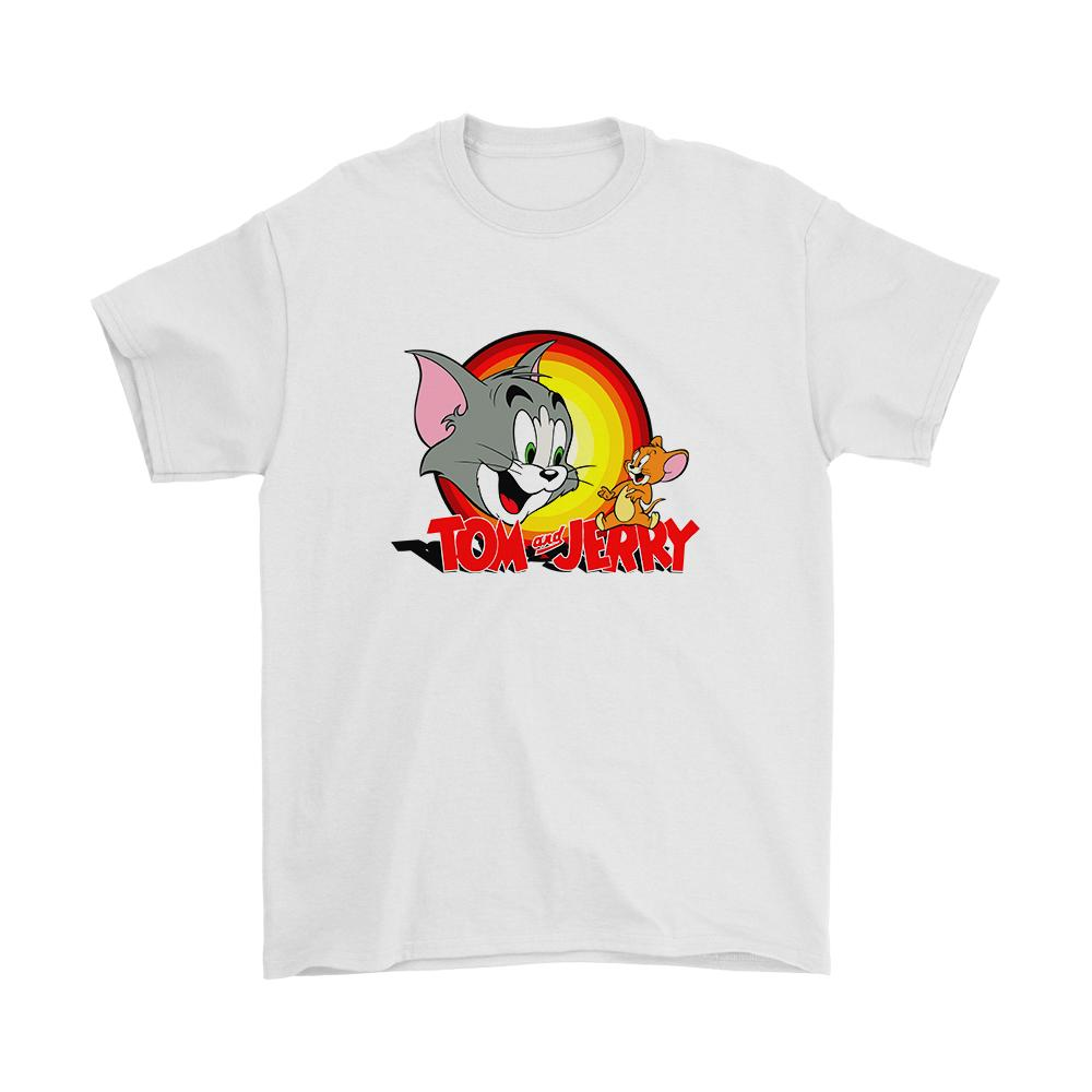 Tom And Jerry Men's T-Shirt