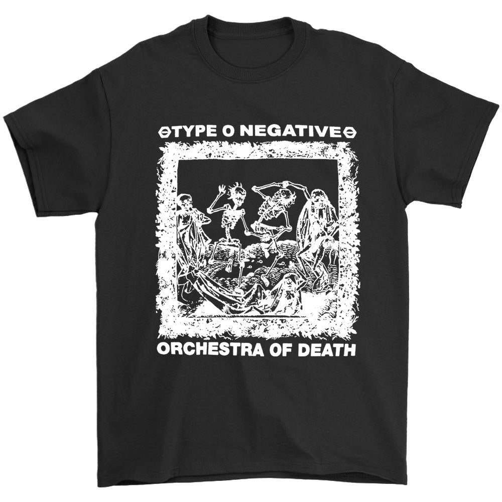Type O Negative Orchestra Of Death Carnivore New Forest Men's T-Shirt - Nuu Shirtz