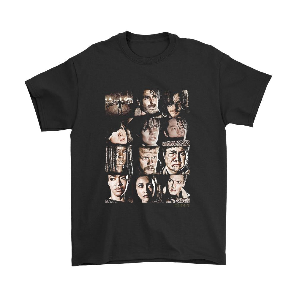 Walking Dead Men's T-Shirt - Nuu Shirtz