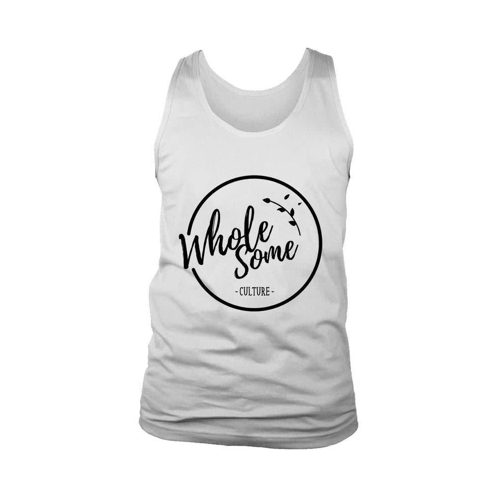 Wholesome Culture Logo Men's Tank Top